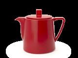 Steingut-Teekannen