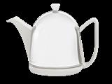 Teekannen mit Mantel