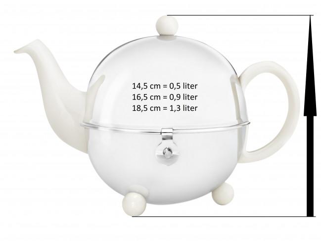 Knopf für Teekanne Cosy 1301W und 1302W