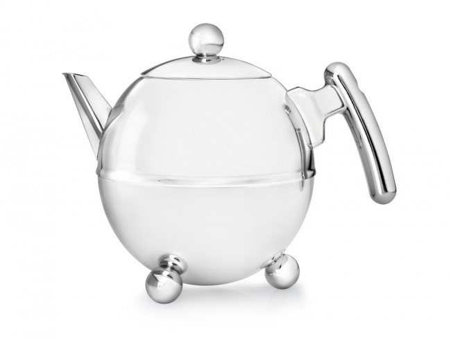 Teekanne Bella Ronde 1,5L chrom