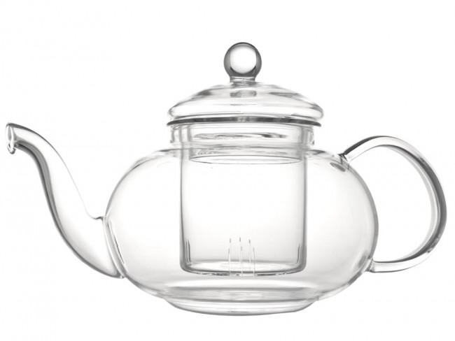 Teekanne Verona einwandiges Glas 0,5L