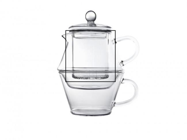 Filter TeaForOne Portofino 1467 400/250ml