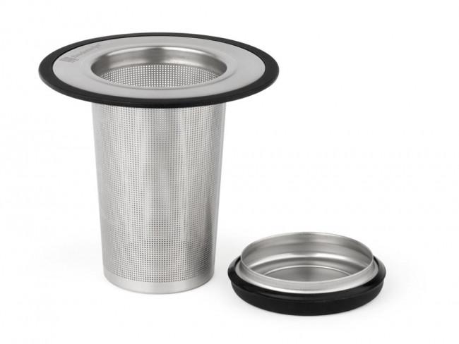Universal-Teefilter + Ablage/Deckel groß