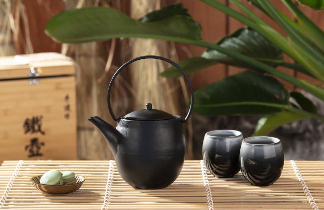 Geschenkset Sendai + 2 Porzellan Cups