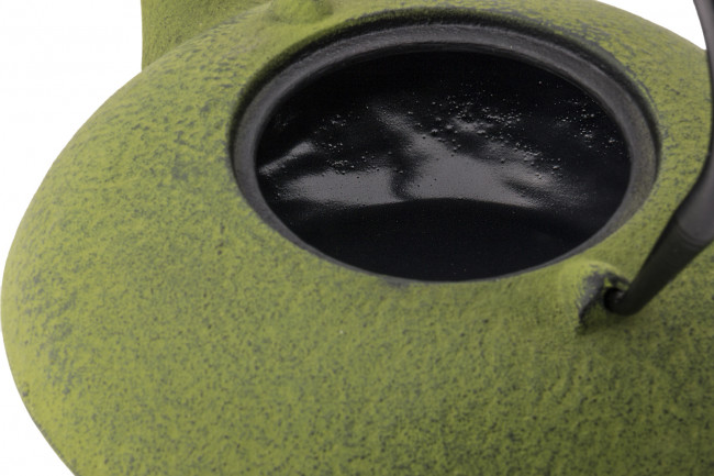 Teekanne Yantai 1,2L Gusseisen grün