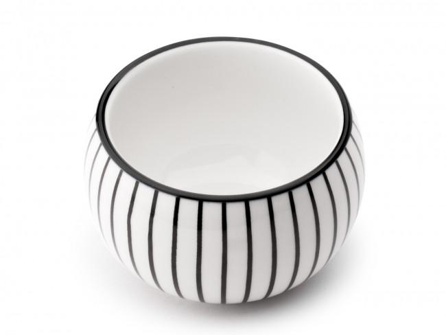 Geschenkset Shanxi Gusseisen schwarz + 2 Cups