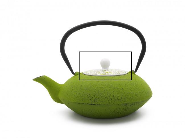 Deckel für Teekanne Yantai 157000 grün