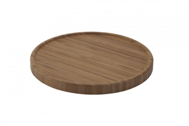 Bambus-Untersetzer für Teekannen Ø18x1,6cm