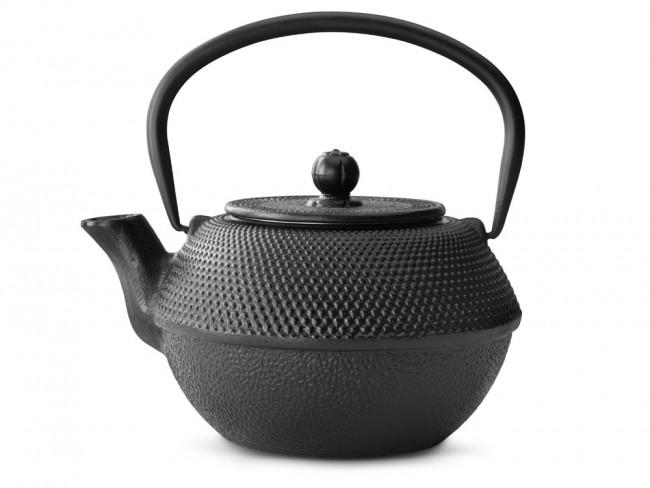 Teekanne Jang Gusseisen 1,1L schwarz