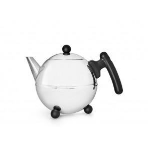 Teekanne Duet® Bella Ronde 0,75L schwarz