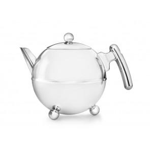 Teekanne Duet® Bella Ronde 1,2L chrom