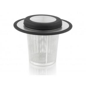 Universal-Teefilter mit Ablage/Deckel