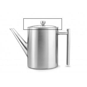 Deckel Minuet® Cylindre 3151MS inkl. Knopf Edelstahl