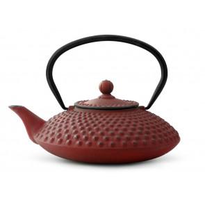 Teekanne Xilin Gusseisen 1,25L rot