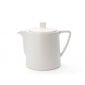 Teekanne Lund 1,0L, weiß