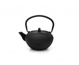 Teekanne Tibet Gusseisen 1,2L schwarz