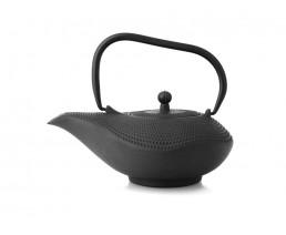 Teekanne Aladdin Gusseisen 0,9L schwarz